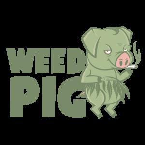 Default weed pig logo