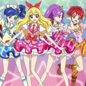 Default aikatsu group