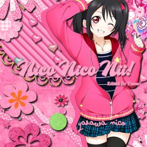 Default  love live   yazawa nico  nico nico nii   sb edit by yume chan4 d992lww