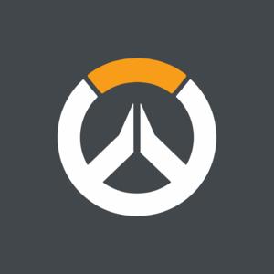 Default minimalist overwatch logo wallpaper by ironboy39 da4p4ao
