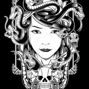 Default hoodie medusa by thevierde d33x518