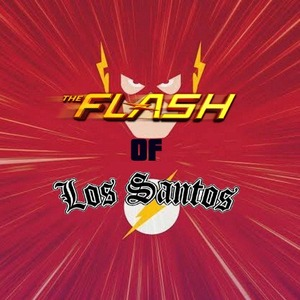 Default the flash of los santos logo 1