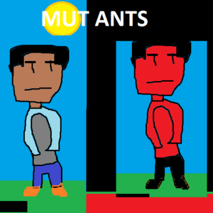 Default mutants