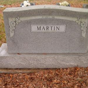 Default martin family marker