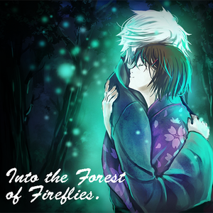 Default into the forest of fireflies