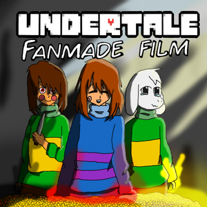 Default undertale film front cover