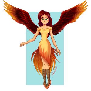 Default phoenix girl 2