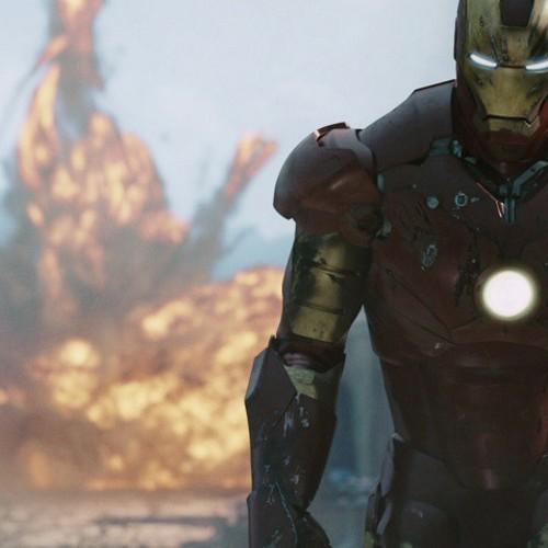 Default iron man  image