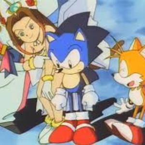 Default sonic ova screenshot