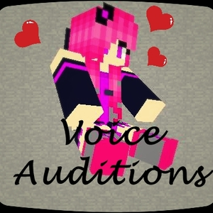 Default voice auditions