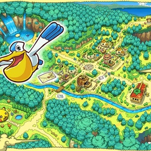 Default pokemon mystery dungeon blue conceptart gcltj