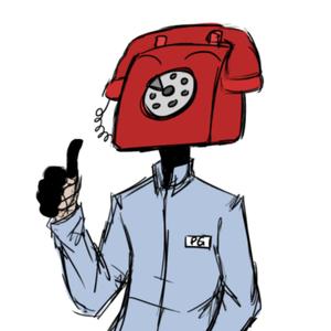 Default phone guy