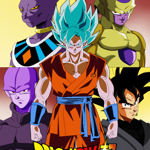 Default dragon ball super sagas by salvamakoto da5sffv