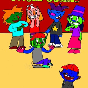 Default meet the giggle goblins by mitchelltysonsmith da3bwxk