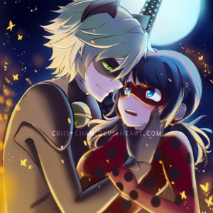 Default chat noir x ladybug by criis chan d9fr6ag  1