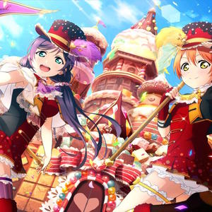 Default ur pair idolized valentine nozorin by nozoboobs d9r08ek