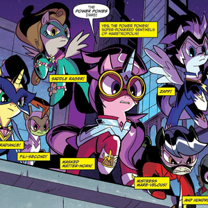 Default power ponies id annual 2014