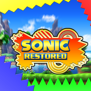 Default sonic restored icon