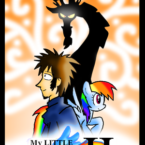 Default my little dashie ii  cover page by waltzbrony d5gq6pb