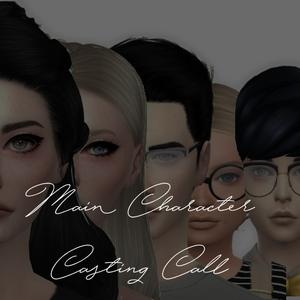 Default main cast cc