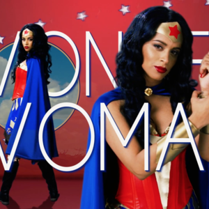 Default wonder woman title card