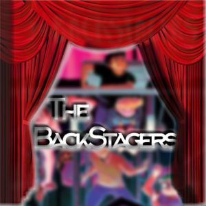 Default backstagers cover