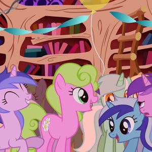 Default popular background ponies s01e01