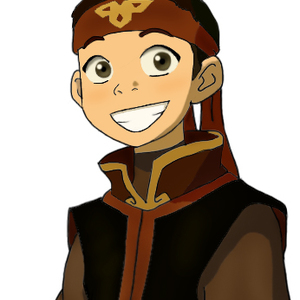 Default fire nation aang by spidercookiee