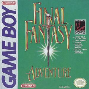 Default final fantasy adventure