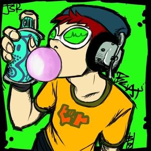Default bubble gum beat