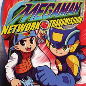 Default mega man network transmission coverart