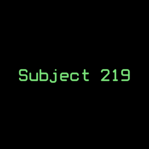 Default subject 219