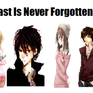 Default the past is never forgotten cover