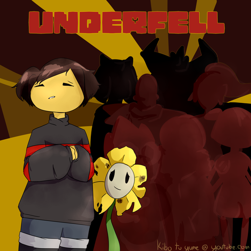 Default underfell poster