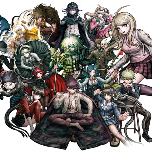 Default new danganronpa v3 artwork 09 29 16