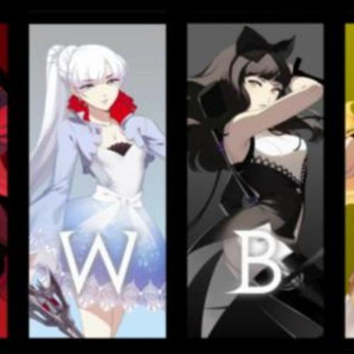 Default official logo for rwby