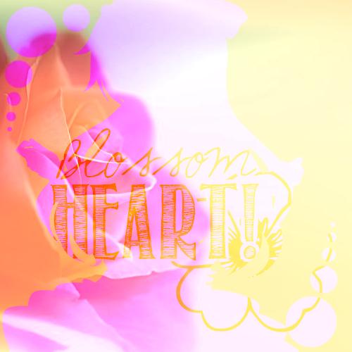 Default blossom heart