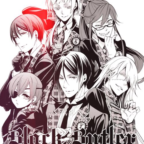 Default black butler manga