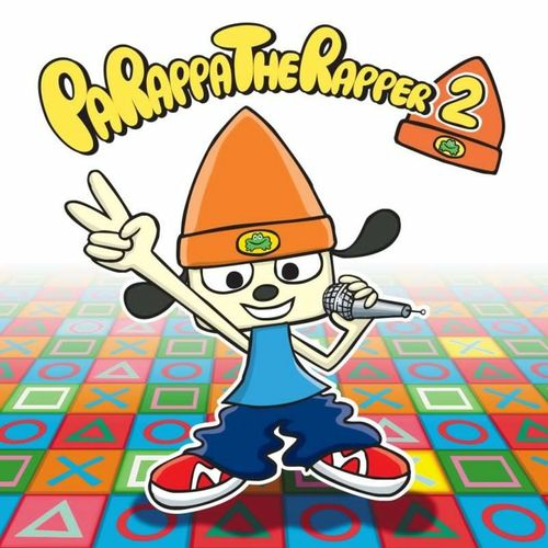 Default 318186 parappa the rapper 2 playstation 4 front cover