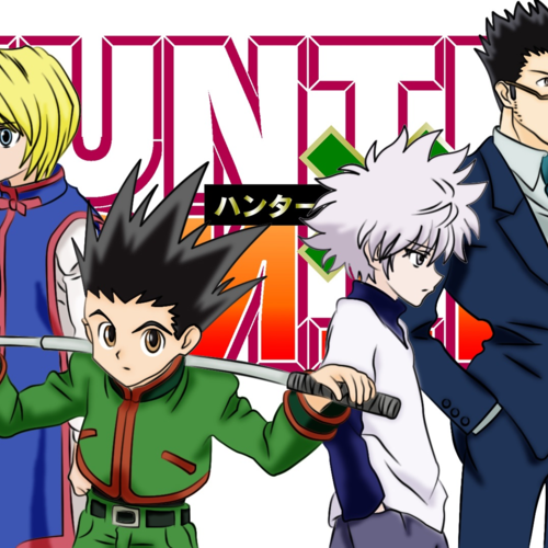 Default hunter x hunter