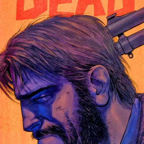 Default the walking dead comic book issue 12 cover large