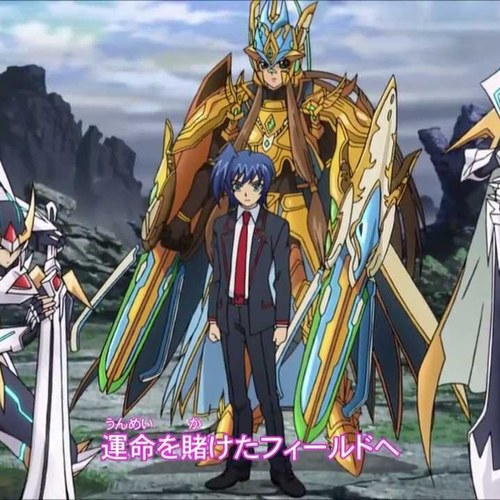 Default cardfight vanguard