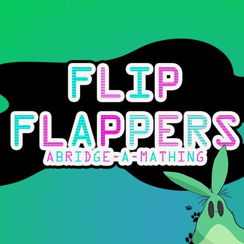 Default flip flap title