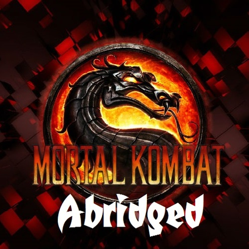 Default mortal kombat logo hd