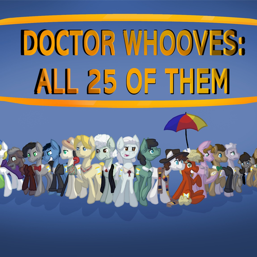 Casting Call Club Drwhooves All 25 Of Them Episode 2
