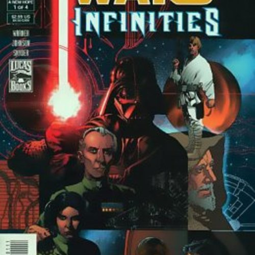 Default dark horse star wars infinities a new hope issue 1