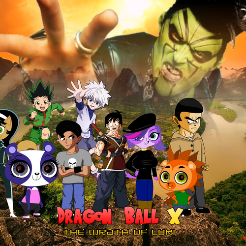 Default dragon ball x   the wrath of loki wallpaper