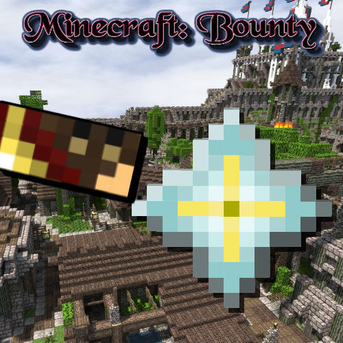 Default minecraft bounty