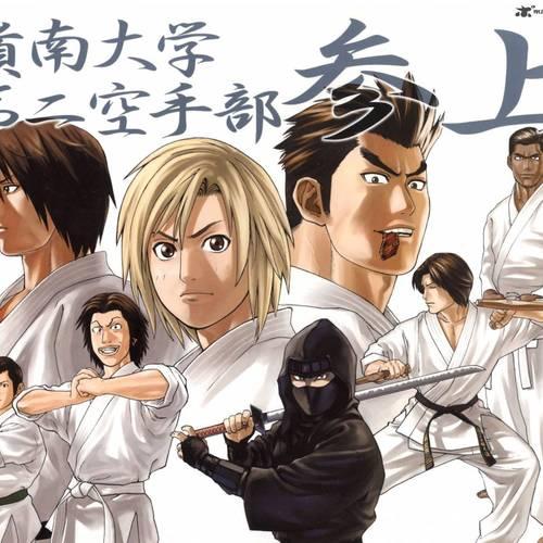Default karate shoukoushi kohinata minoru cover