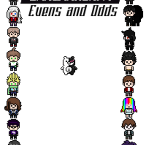 Default danganronpa evens and odds